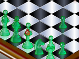 Play Flash chess 3d now !