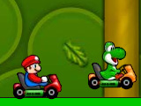 Play Mario racing tournament now !