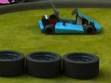 Play Find the objects in racetrack now !