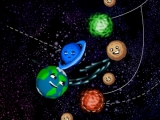 Play Evil asteroids now !