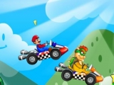 Play Super mario racing now !
