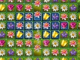 Play Flower puzzle now !