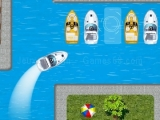 Play Hotel boat parking now !